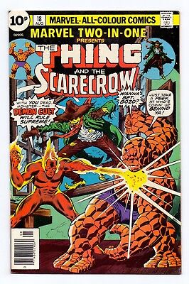 Marvel Two-In-One #18 & #19 - Both Issues!