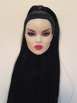 "Fashion Royalty NU.Face ""Rarest Of All"" Ayumi HEAD ONLY Integrity Toys"