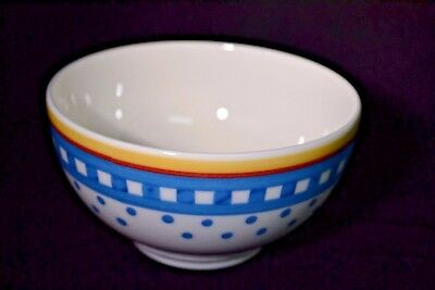 "Villeroy & Boch TWIST ANNA 5.5"" Coupe Soup Cereal Rice Bowl 3 available MINT!"