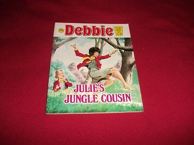 EARLY DEBBIE  PICTURE STORY LIBRARY BOOK from1970's- never been read:ex condit!