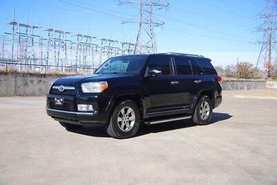2011 Toyota 4Runner  2011 Toyota 4Runner Limited, LOADED, CARFAX CERTIFIED 1 OWNER, TOYOTA SERVICED