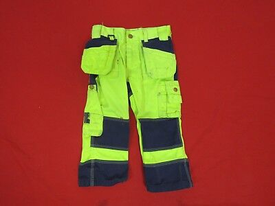 Blaklader Kid's WorkWear Outdoor Cargo System VIDDA Trousers Pants sz C104
