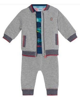 Ted Baker Baby Boy Tracksuit! Winter Clothes 6-9 Months