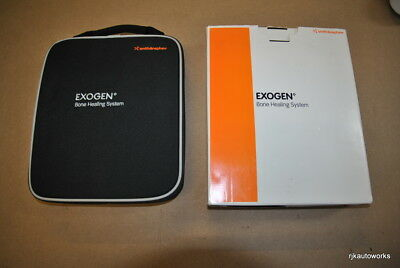 EXOGEN 4000+ ULTRASOUND BONE SYSTEM SMITH & NEPHEW - No power, needs battery