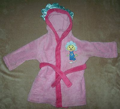 George Baby Girls Fifi Dressing Gown Age 12-18 Mths