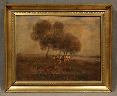 Early 20th Century European Oil Painting possbibly Olgyay Ferenc (Hungarian)