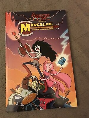 Adventure Time - Marceline and the Scream Queens TPB (Boom/Titan)