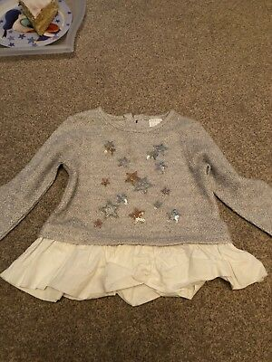 Girls Jumper Age 2-3 years