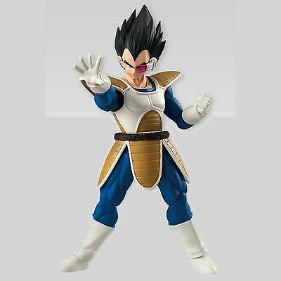 Bandai Dragon Ball Z Shodo 4 Vegeta Action Figure NEW Toys DBZ Collectibles