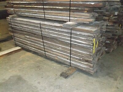 6000 BF Reclaimed Heart Pine 100 yr old Decking Lumber ONLY $3.75  BF Flooring