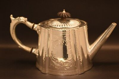 Sterling Silver 92.5 Teapot