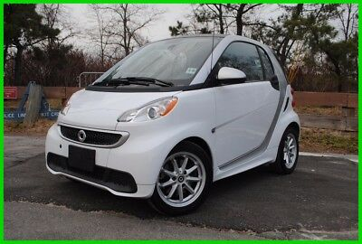 2015 Smart Fortwo passion 2015 passion Used 1L I3 12V Manual RWD Coupe Premium