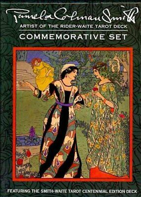 The Pamela Colman Smith Commemorative Set by Pamela Colman Smith 9781572816398