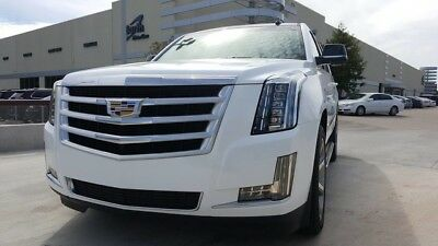 2016 Cadillac Escalade Luxury Sport Utility 4-Door 2016 Cadillac Escalade AWD 1 OWNER, CARFAX CERTIFIED, REAR ENT