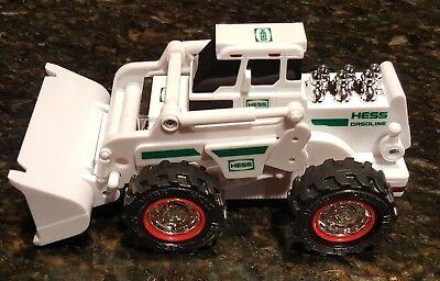 2008 Hess Front Loader from 2008 Hess Toy Truck*Brand New*Battery Strip in