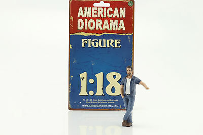 Hanging Out Mark Figure 1:18 AMERICAN DIORAMA
