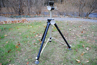 Hercules Quick-Set Professional Pan Tilt Elevating Camera Tripod