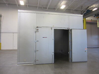 Russells Drive in Environmental Test Chamber 15'x15'x10' tall -75° to +150F.