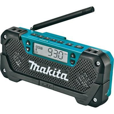 Makita RM02 12V Max CXT Compact Job Site Radio (Tool Only)