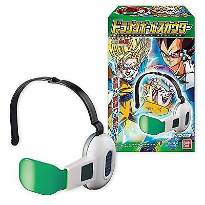 Bandai Dragon Ball Z Saiyan Scouter Green Lens	 NEW Toys DBZ Cosplay Anime