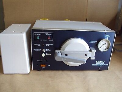 Seiko S-451A Air Pressure Water Resistance Tester  2