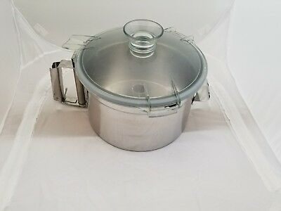Robot Coupe  R4N Stainless Bowl and Lid