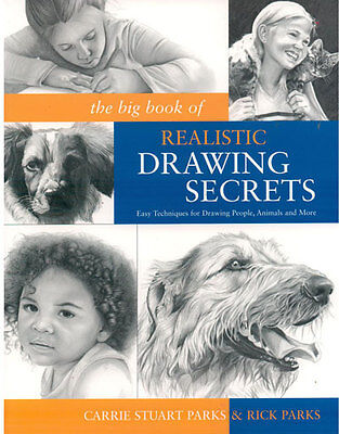Painting  Book -  Realistic Drawing Secrets