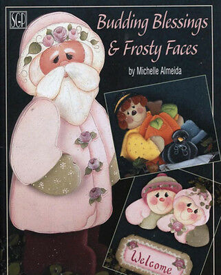 Painting Book- Budding Blessings & Frosty Faces