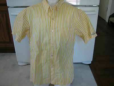 Winchell's doughnuts donuts chain uniform shirt retro vintage mint shape RaRe