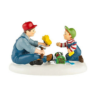 Department 56 Snow Village - LET'S SHOW MOM - NIB FREE SHIPPING