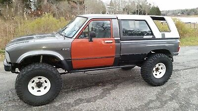 1980 Toyota Other  1980 toyota pickup 3rz swapped