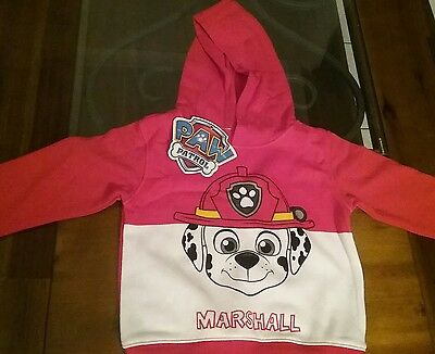 Paw Patrol Boys Hoodie / Size 3 Only.