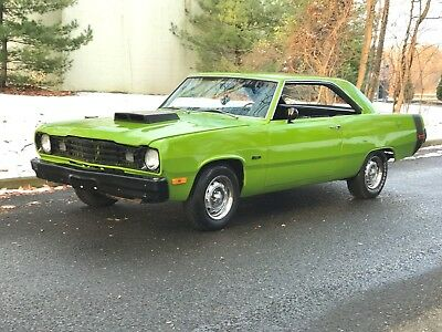 1973 Plymouth Scamp  1973 PLYMOUTH SCAMP