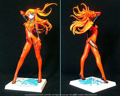 EVANGELION-New-Movie-Premium-Asuka-Figure-Vol-8-Plugsuit-Eyepatch-SEGA-JAPAN394