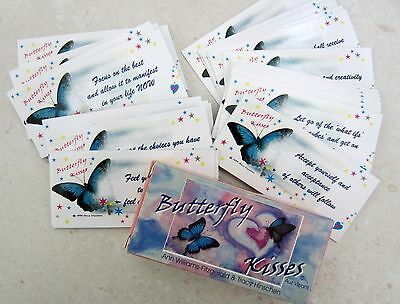 Butterfly Kisses Inspirational Cards by Ann Williams-Fitzgerald (New Age) RARE