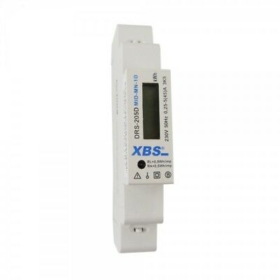 Electric Meter 1P 5(45)A mid-mn-1d XBS 2167