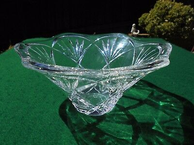 Waterford Honor Crystal Bowl Like New