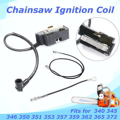 Ignition Coil for Husqvarna Chainsaw 340 345 346 350 351 353 357 359 362 365 372