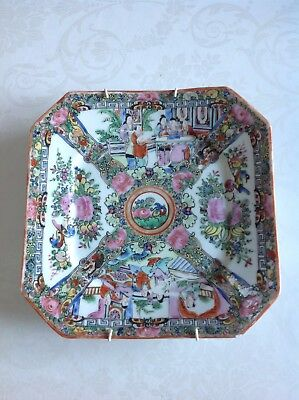 Chinese Plate in Good Condition (Pair Available or Sell Singly)