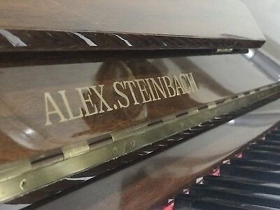 Alex Steinbach Upright Piano - Give the gift of music **NO RESERVE**