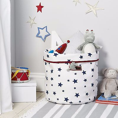 The Little White Company Star Storage Bag BNWT RRP £35