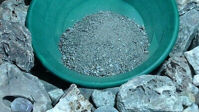 Gold Paydirt, New England's Best, Unsearched, Fun Gold Bearing Panning Material