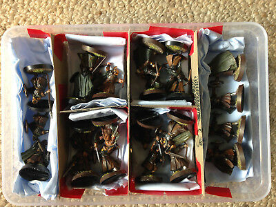 Lord of the Rings Figurines Figures Models Rohan