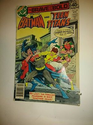 The Brave and the Bold #149 (Apr 1979, DC)