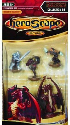 New Heroscape Expansion Wave 13 Heroes of Fallcrest Toys Gifts No Tax Master Set