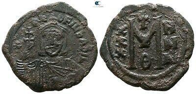 Savoca Coins Theophilus Follis Constantinople 10,10 g / 30 mm @NNN11443