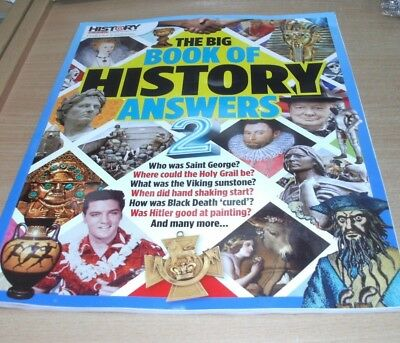 History Revealed magazine Collector's Editions The Big Book of Answers 2