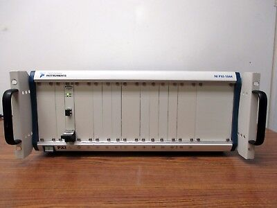 National Instruments NI PXI-1044 Chassis with NI PXI-8336 MXI-4