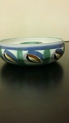 candle holder Tintagel pottery