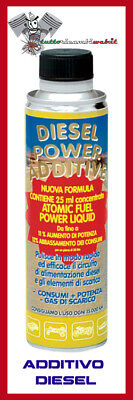 Ceramic Power Liquid Diesel Power Additive Additivo Carburante Diesel 250Ml